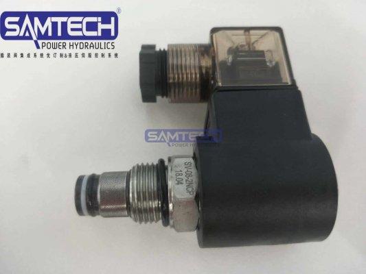 常闭螺纹电磁球阀SV08-2NCP常闭/锥阀型/亚博体育app下载链接插装二位二通电磁阀