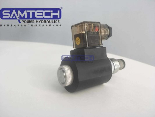 常开螺纹电磁球阀SV10-2NOP常开/锥阀型/亚博体育app下载链接插装二位二通电磁阀