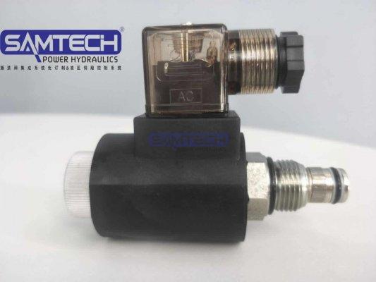 双向止回阀SV08-2/2NCPL亚博体育app下载链接螺纹电磁阀 电磁插装式