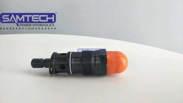 DBD型插入式溢流阀 DBDS20K 板式 亚博体育app下载链接阀 板式系统调压阀