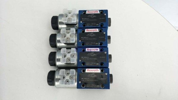 原装力士乐4WE6D6XEG24N/HG24N9K4原装进口正品力士乐Rexroth电磁阀 换向阀